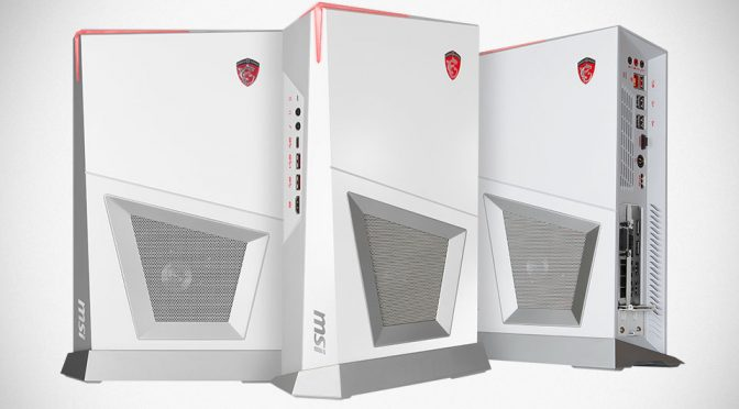 MSI Trident 3 VR7RD-048US Arctic Limited Edition Gaming PC