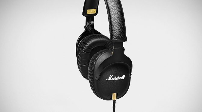 Marshall Headphones Monitor Bluetooth Headphones