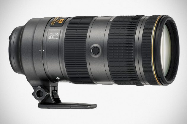 Nikon NIKKOR 70-200E 100th Anniversary Edition