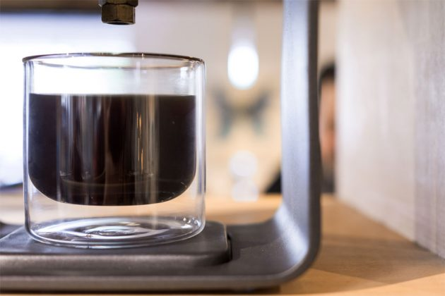 PERK Fully Automated Pour-over Coffee Machine