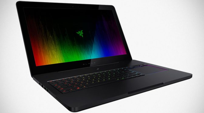 Razer Blade Pro THX Certified Gaming Laptop