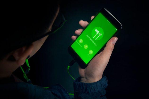 Razer Hammerhead V2 in-ear iOS Lightning Headphones