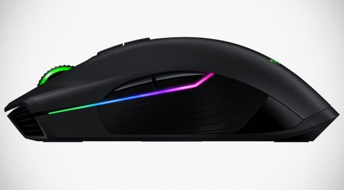 Razer Outs LanceHead, World's Most Advanced Wireless Gaming Mouse