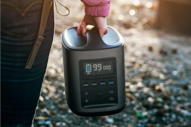 River Mobile Power Station by EcoFlow Tech