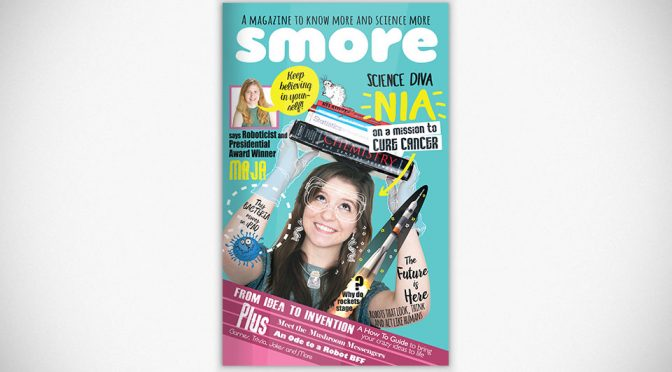 Smore - Young Girls-orientated Science Magazine