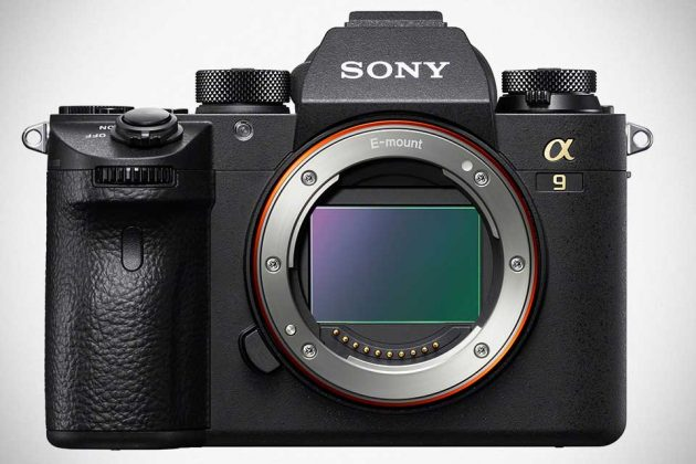 Sony a9 (ILCE-9) Full-frame Interchangeable Lens Camera