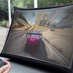 SPUD Is A 24″Display For Your Mobile Devices That Slips Into Your Purse
