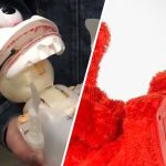 Tickle Me <em>Elmo</em> Without Fur Is Basically Nightmare On <em>Elmo</em> Street