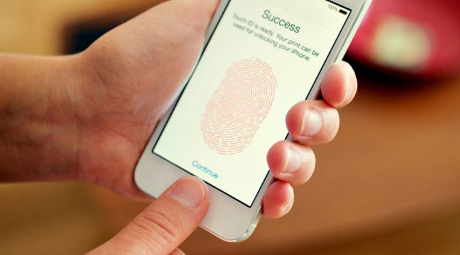 Vulnerability In Mobile Phone Fingerprint Sensor