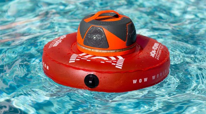 WOW-SOUND: Waterproof And An Astounding 50 Hours of Battery Life