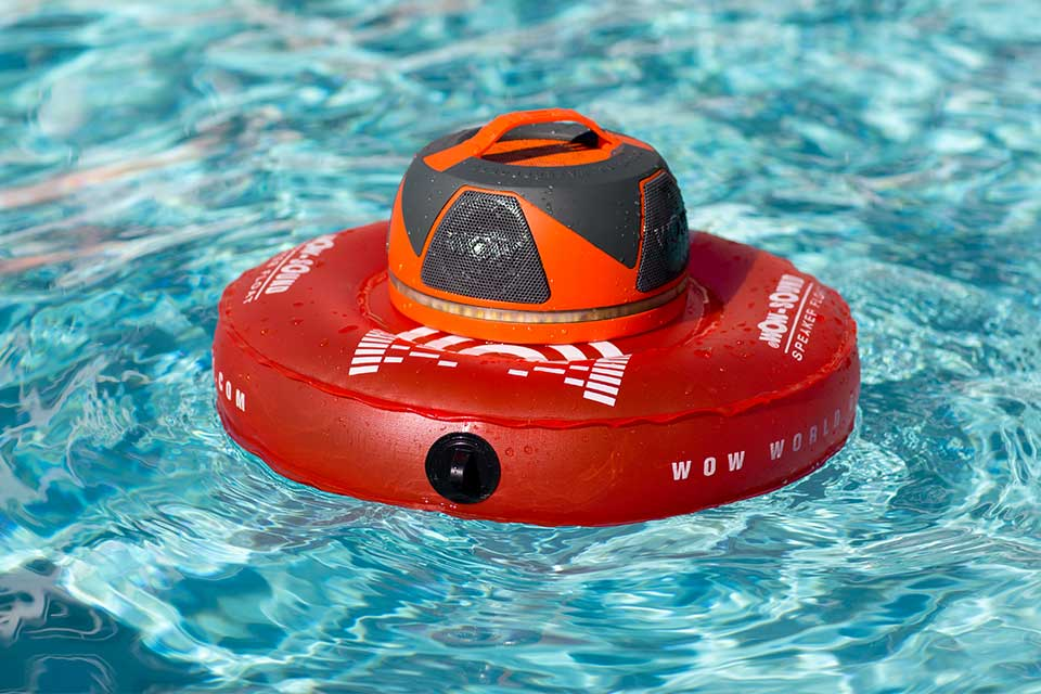 Wow Sound Waterproof And An Astounding 50 Hours Of