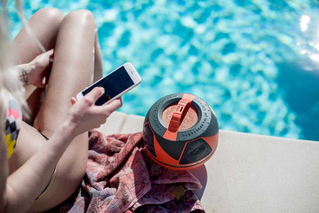 WOW-SOUND Portable Outdoor Speaker System