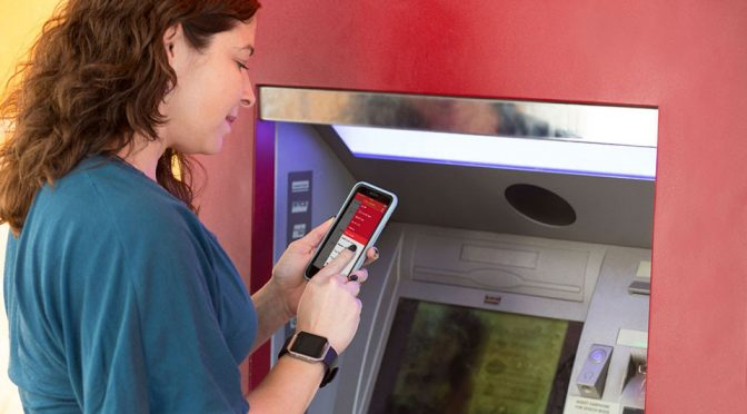 Wells Fargo Card-Free ATMs Launched in the U.S.