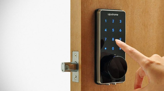 igloohome Deadbolt Version 2 Smart Lock