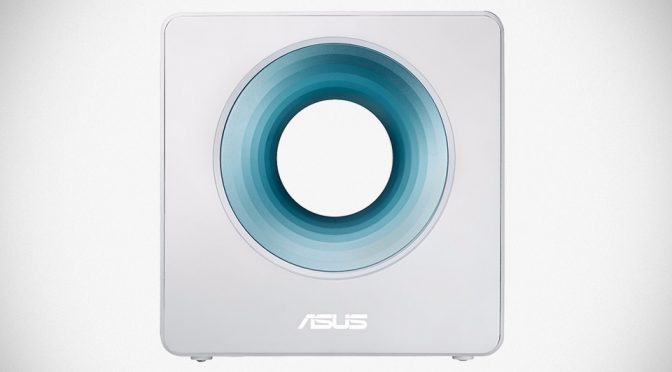 ASUS Newest Wireless Router Has A Gaping Hole And Isn't A Black Box