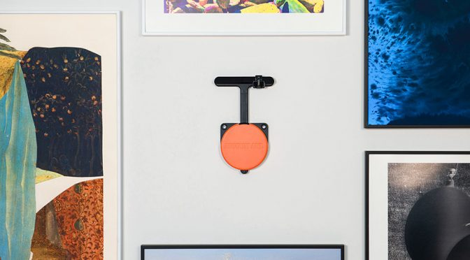 Finally! A Hanging Device That Takes The Stress Out Of Hanging Art