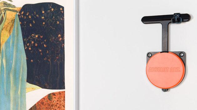 Absolut Art Hangsmart Simplies Art Hanging Process