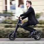 This Sleek Tesla Battery-powered eBike Is foldable, Has Range Up To 45 Miles