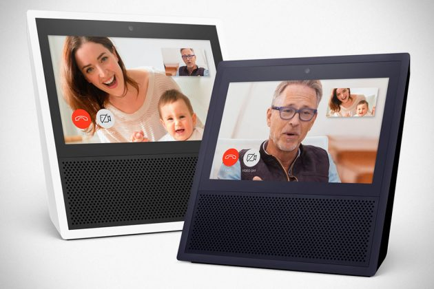Amazon Echo Show - Echo With A 7-inch Touch Display