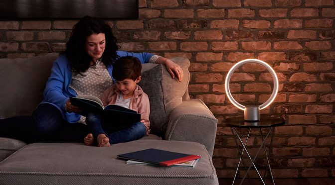 C by GE Sol Is the Industry's First Amazon Alexa-enabled Lighting