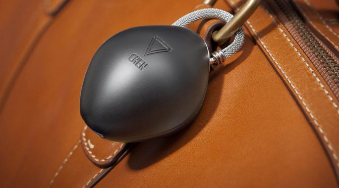 CHEN Is A High-tech Travel Padlock That Can Truly Be Called Next-Gen