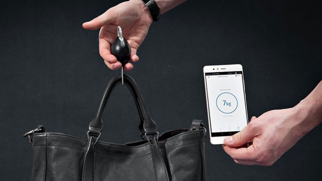 CHEN Smart Keyless Padlock For Travelers