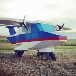 A Giant LEGO Flying RC Aircraft Is Not Quite LEGO, But Awesome Nonetheless