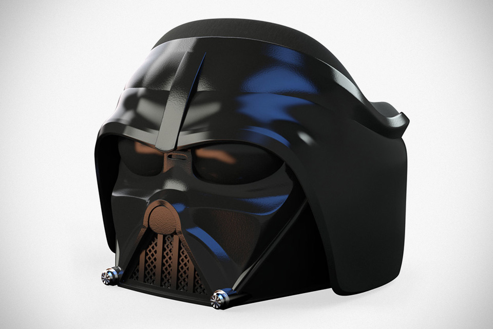 Custom Darth Vader Armchair Lets You Chill Like The Sith
