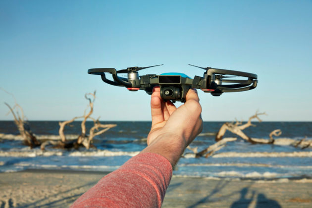 DJI Introduces New Mini Drone Called Spark
