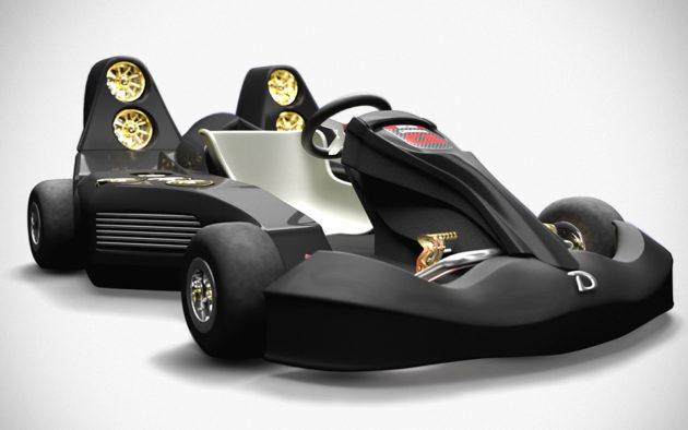 Daymak Blast Electric-powered Go-Kart C5