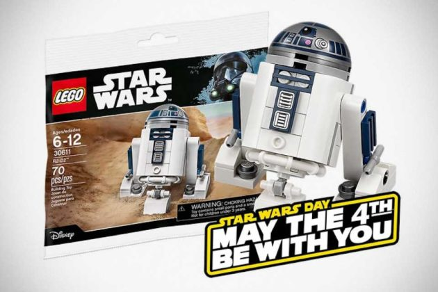 Exclusive LEGO Star Wars Offers For Star Wars Day 2017
