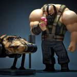Fools Paradise: Is Bane Sulking Over The Melted Ice Cream He Can't Eat?