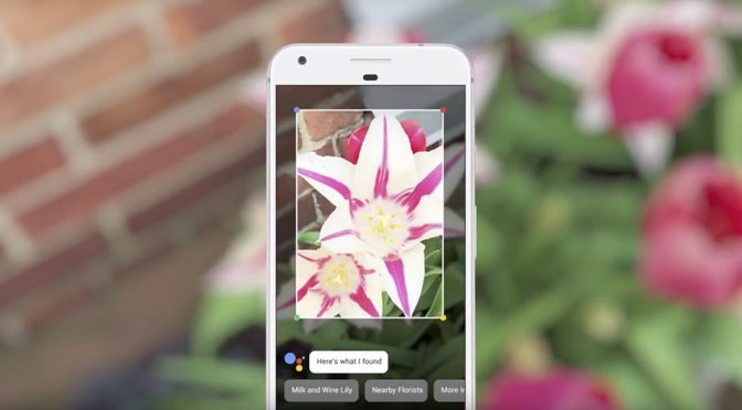 Google Lens And WorldSense Standalone VR Headsets Announced