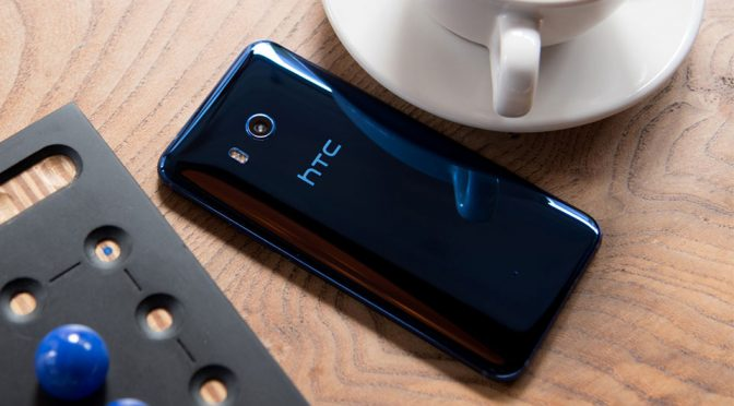 HTC U11 Is A Beautiful Smartphone Designed To Be Squeezed