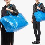 Ikea Responded To Balenciaga's $2,145 Frakta Tote-lookalike, Hilarity Ensues