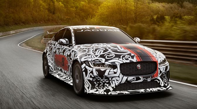 Jaguar XE SV Pro Project 8 By SVO Will Be The Most Powerful Jag Ever