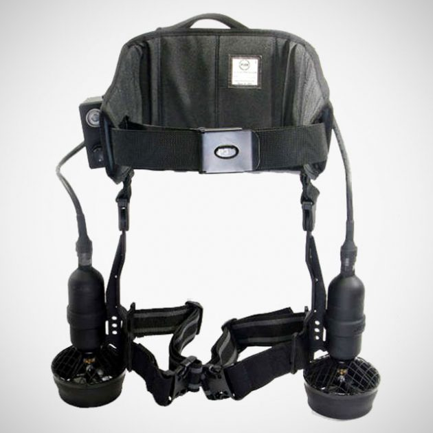 Jetboots Hands-free Diver Propulsion by Patriot3