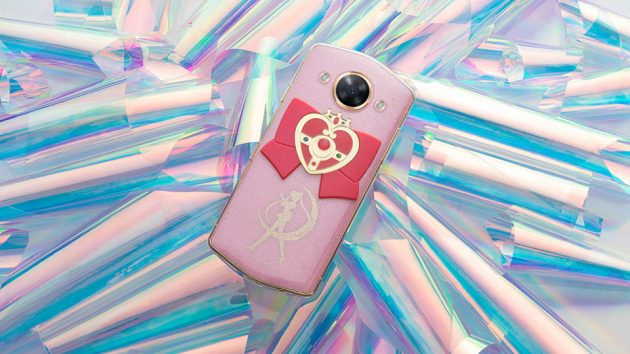 Meitu Released Sailor Moon-themed Phone And Selfie Stick