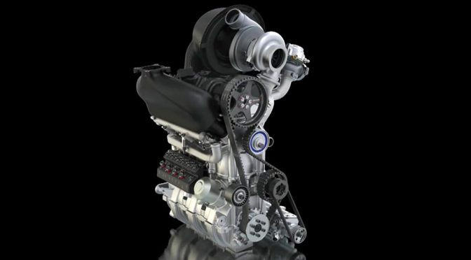 Engineering Marvel: A 400HP 1.5L Engine From Nissan That Fits Into A Bag