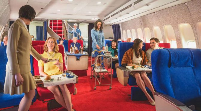 Pan Am Experience Onboard Luxurious Pan Am 747-200