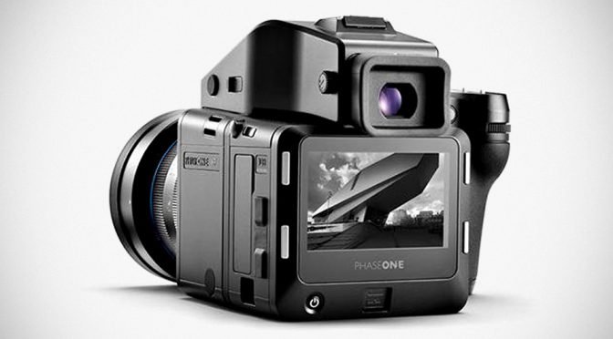 Phase One IQ3 100MP Achromatic Professional Camera
