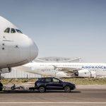 Porsche Cayenne S Diesel Set New Record Towing A 285-Ton A380 Jetliner