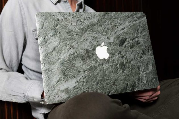 Real Stone MacBook Covers by Bambooti
