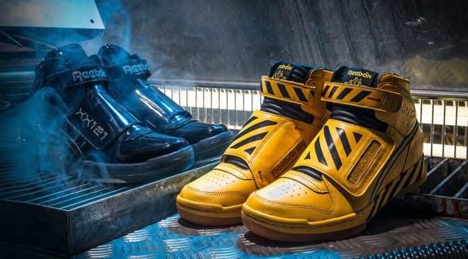 Reebok Alien Stomper 'Final Battle' Double-Pack Sneakers