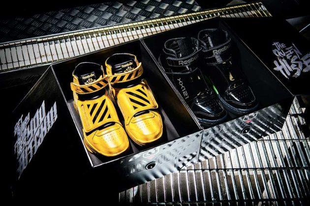Reebok Alien Stomper 'Final Battle' Double-Pack Sneakers