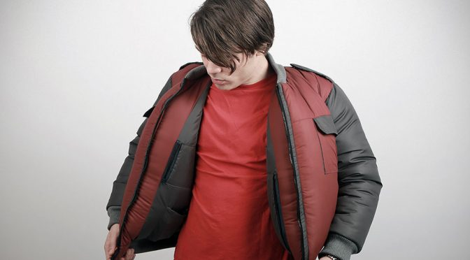 SDJ-02 Self-drying Jacket by Falyon Wearable Tech