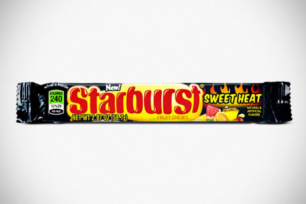 Starburst Sweet Heat Spicy Fruit-flavored Sweets