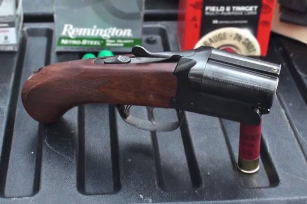 The Micro/Littlest Shotgun by Kjaskaar