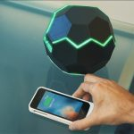 This Orb Will Wirelessly Charge Your Phone When It Comes Within Range
