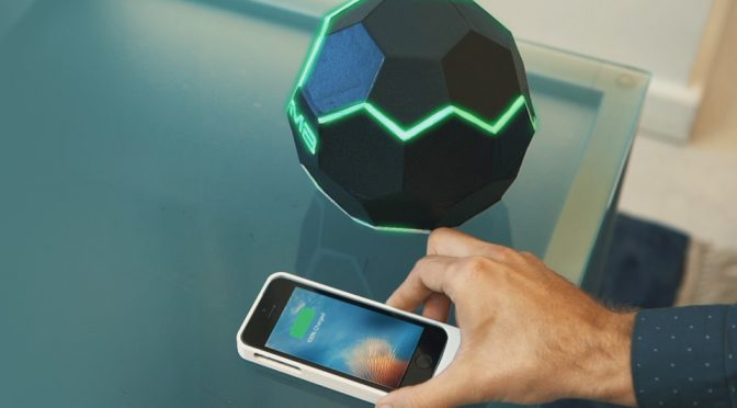 The MotherBox True Wireless Charging